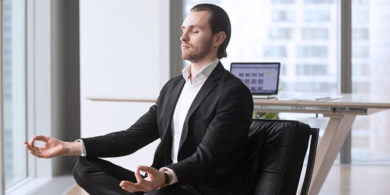 Diminuir o estresse no trabalho