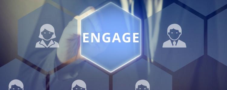 Engajamento de leads
