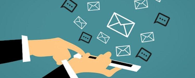 E-mail marketing e SMS