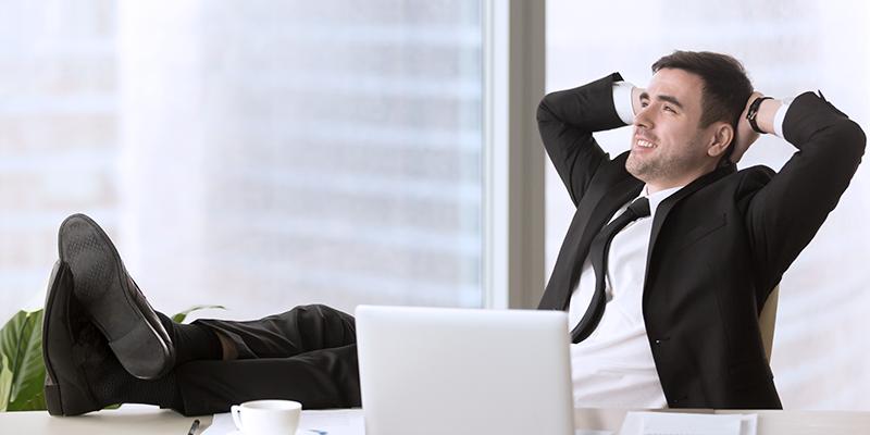 Acabe com o estresse no trabalho