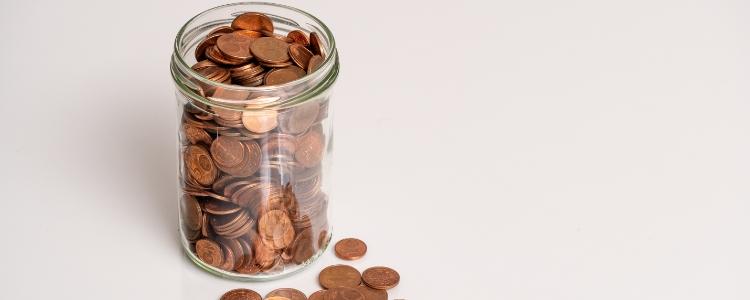 X dicas de como guardar dinheiro