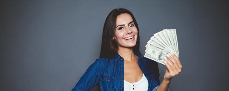 Como guardar dinheiro ganhando 1000 reais